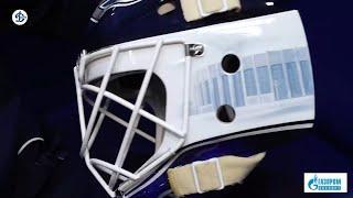Никита Богданов представил новый шлем