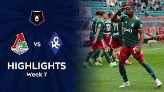 Highlights Lokomotiv vs Krylia Sovetov (2-0) | RPL 2021/22