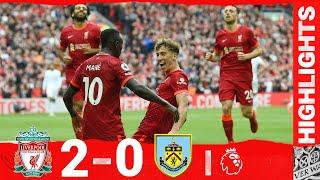 Highlights: Liverpool 2-0 Burnley | Jota & Mane score as the fans return to Anfield