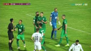 Обзор матча «Тобол» - «Атырау» - 2:0. OLIMPBET-Кубок Казахстана. 2 тур