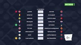 Лига наций. Обзор матчей 08.09.2020