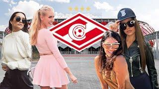 СПАРТАК - Как выглядят и чем занимаются жены и девушки футболистов