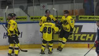 Видеообзор матча Altai Torpedo - Saryarqa 2-10, игра №30 Pro Ligasy 2021/2022