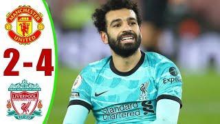 ???? Ливерпуль - Манчестер Юнайтед 4-2 - Обзор Матча Чемпионата Англии 13/05/2021 HD ????