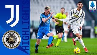 Juventus 3-0 Spezia   Ronaldo Goal and Second-Half Performance Keep Juventus In Reach!   Serie A TIM
