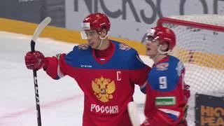 Турнир 4 Наций. Финляндия(U20) - Россия(U20) - 1:2. Обзор матча
