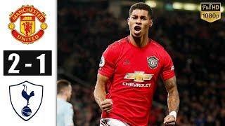 4.12.19 Манчестер Юнайтед - Тоттенхэм - 2:1. Обзор матча