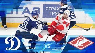 Обзор. «Динамо» — «Спартак». 23.02.20   Ретро-матч, дерби и победа!