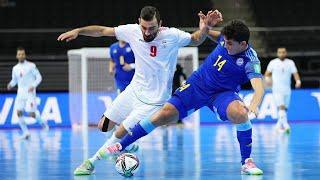 Обзор матча Иран - Казахстан - 2:3. Чемпионат мира. 1/4 финала