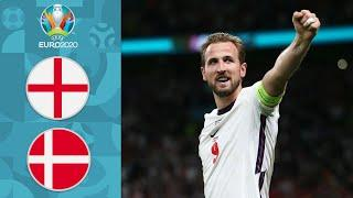 ЗАТАЩИЛИ ФИНАЛ ЕВРО-2020. Англия - Дания | Обзор матча