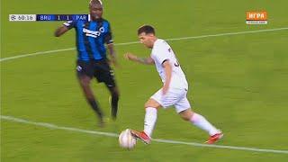 Lionel Messi Vs Сlub Вruggе (UСL Debut For РSG) 2021 - HD