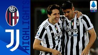 Bologna 1-4 Juventus   Juve qualify for the Champions League!   Serie A TIM