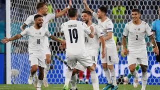 Италия : Бельгия 2-1. Италия выходит в полуфинал Евро 2020