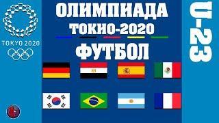 Футбол ОЛИМПИЙСКИЕ ИГРЫ ТОКИО 2020 1-й ДЕНЬ КТО ФАВОРИТ? РЕЗУЛЬТАТЫ РАСПИСАНИЕ