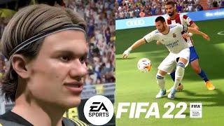 FIFA 22 ОФИЦИАЛЬНО ПРЕДСТАВИЛА ГЕЙМПЛЕЙ, И ВОТ КАКИМ ОН БУДЕТ