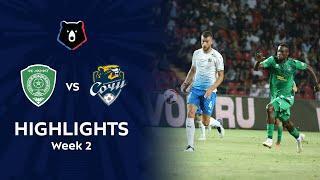 Highlights Akhmat vs FC Sochi (1-2) | RPL 2021/22