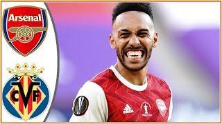 ???? Арсенал - Вильярреал 0-0 - Обзор Матча Полуфинал Лиги Европы 06/05/2021 HD ????