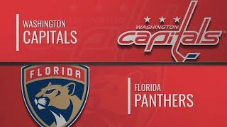 Вашингтон - Флорида   Washington Capitals vs Florida Panthers   НХЛ обзор матчей 07.11.2019г.