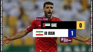 #AsianQualifiers - Group A |  United Arab Emirates 0 -  1 Islamic Republic of Iran