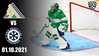 САЛАВАТ ЮЛАЕВ - СИБИРЬ 01.10.2021 ЧЕМПИОНАТ КХЛ KHL В NHL 20 ОБЗОР МАТЧА