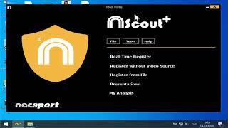 Обзор Nacsport - программы для разбора футбольных матчей