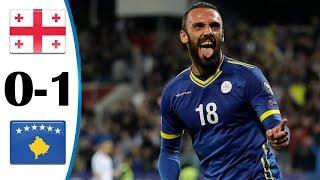 ???? Косово - Грузия 1-0 - Обзор Отборочного Матча Чемпионат Мира 01/09/2021 HD ????