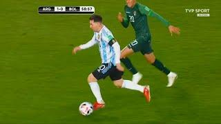Lionel Messi Vs Bolivia (World Cup Qualifiers) 2021 - HD