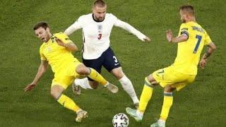 Украина - Англия 0-4. Фаворит Евро отправил команду Шевченко домой