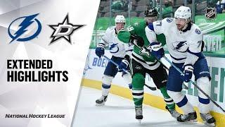 Tampa Bay Lightning vs Dallas Stars | Mar.02, 2021 | Game Highlights | NHL 2021 | Обзор матча