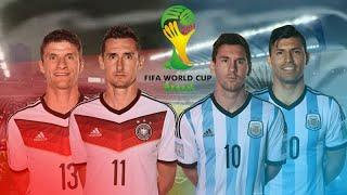 Германия - Аргентина 1:0 финал 2014 Чемпионат мира 2014 FIFA World Cup Final Germany Argentina