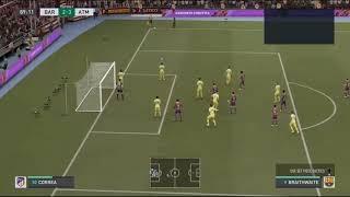 моменты голов в FIFA 21