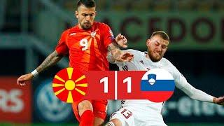 ???? Северная Македония - Словения 1-1 - Обзор Товарищеского Матча 01/06/2021 HD ????