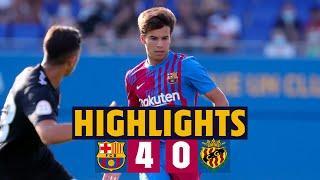 ⚽️???? HIGHLIGHTS |  Barça 4-0 Nàstic (FIRST MATCH OF PRE SEASON!)