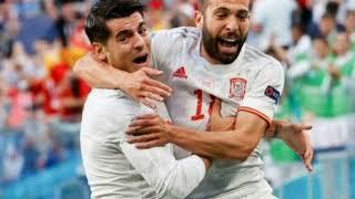 Испания побеждает  Швейцарию в серии пенальти! И выходит в полуфинал Евро 2020
