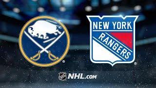 Buffalo Sabres vs New York Rangers | Mar.02, 2021 | Game Highlights | NHL 2021 | Обзор матча