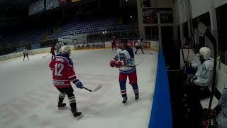 Игра в хоккей  ХК Никуличи 29.05.2021 часть 2