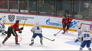 Avangard vs. Barys | 13.10.2021 | Highlights KHL