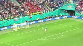 Швейцария - Испания 1-1 | Обзор матча + серия пенальти (1-3) | Швейцария держалась достойно