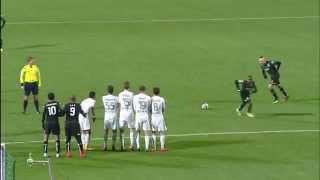 Видеообзор матча: Футбол.Россия - Премьер-Лига.11-й тур.Краснодар - Терек 2:0