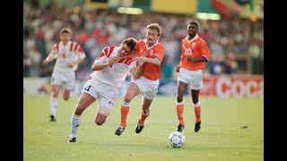 СССР-СНГ - в шаге от полуфинала Евро 1992
