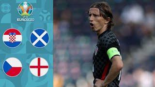 Модрич - маэстро: Хорватия - Шотландия   Англия - Чехия: скукота   Обзор матчей ЕВРО-2020