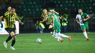 Обзор матча «Кайрат» - «Маккаби» Хайфа - 2:0. Лига Чемпионов УЕФА. 1-й отборочный раунд