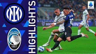 Inter 2-2 Atalanta | A spectacular game at San Siro! | Serie A 2021/22