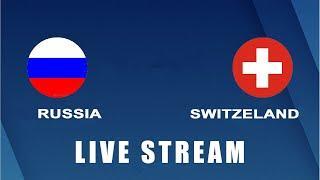 Хоккей: Россия - Швейцария   Прямая трансляция   30.4.2021