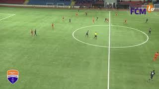 18.10.2019 Мариуполь U-19 - Днепр-1 U-19 - 1:1. Видеообзор