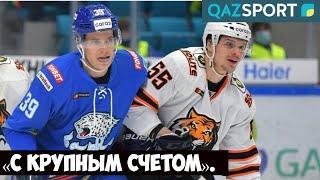 ✅ Победителя матча Барыс — Амур определили в России