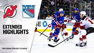 New Jersey Devils vs New York Rangers | Oct.06, 2021 | Preseason | Game Highlights | Обзор матча