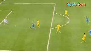 Казахстан - Украина 2:2 все те же грабли ЧМ 2022