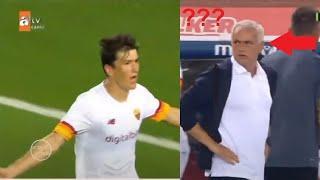 Элдор Шомуродов шокировал Жозе Моуриньо своей игрой Рома 2 1 Трабзонспор обзор