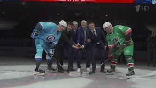 В Сочи стартовал финальный этап Всероссийского фестиваля Ночной хоккейной лиги.